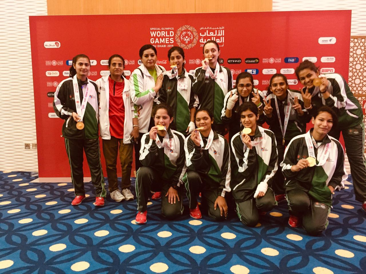 The Dawood Foundation sponsors Unified Female Basketball team at Special Olympics World Games – Abu Dhabi 2019. The team won Gold Medal! Unified team had differently-abled girls from across Pakistan who were supported by athletic girls from Dawood Public School.